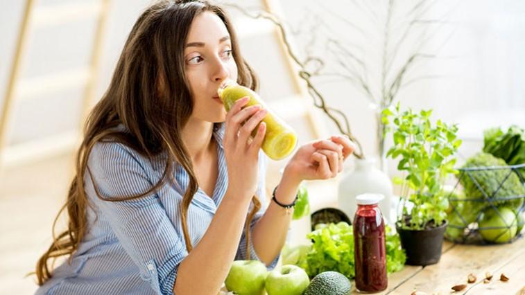 máj- és vastagbél méregtelenítő étrend