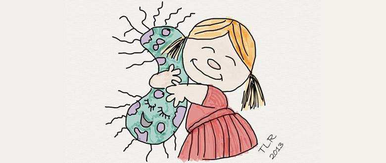 Diszbiózis, a bélflóra egyensúlyának zavara
