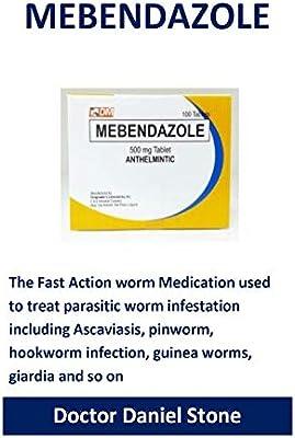 Giardia mebendazole - Szabadforgalmú gyógyszerek / vény nélkül - Belső féreghajtók - Equus webbolt