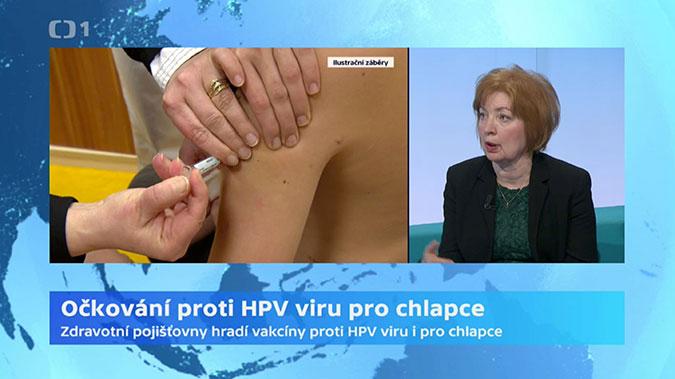 ockovani papillomavirus chlapci)