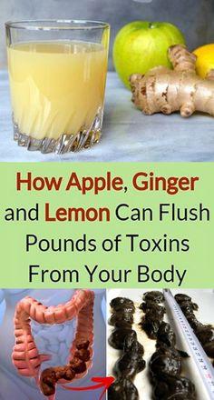 Colon Detox tisztító recept)