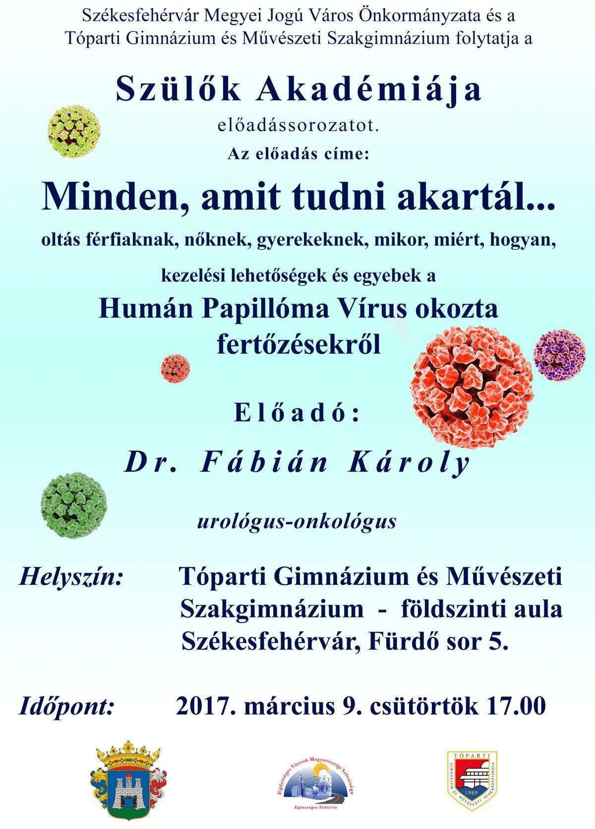 papilloma oltási vírus gyermekek)