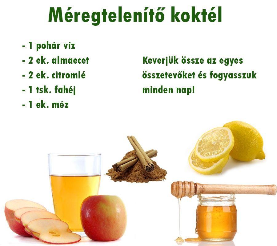 test méregtelenítő receptek)
