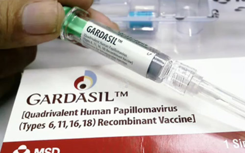 humán papillomavírus négyértékű rekombináns vakcina